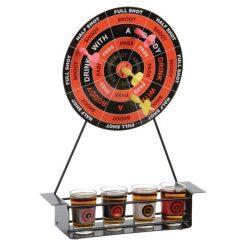 Party Dart Shot Game - Black