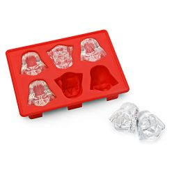 Darth Vader  Ice Cube Tray - Red