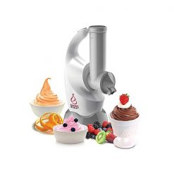 Dessert Maker Magic Bullet Mini Blender - White