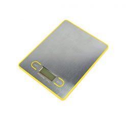 5KG Digital Electronic Kitchen Scale - Yellow
