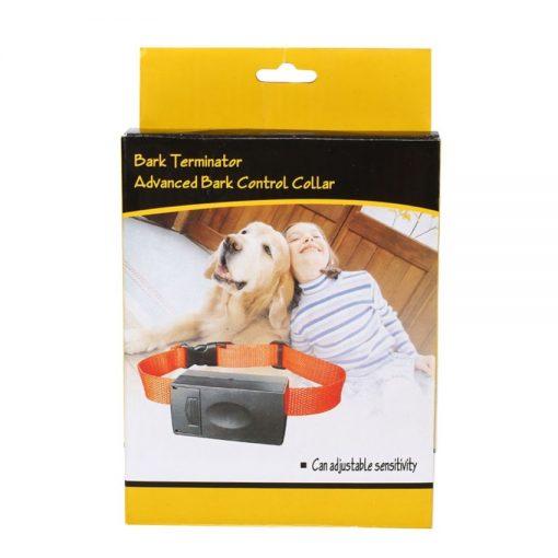 Dog Bark Terminator Collar