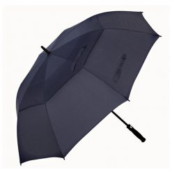 Double Layer Windproof Umbrella - Black