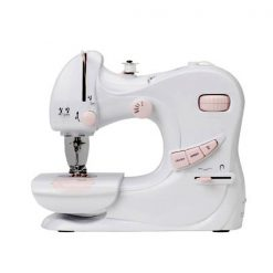 Multipurpose Double Thread Sewing Machine - Violet