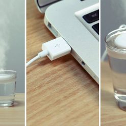 Floating Mini USB Doughnut Humidifier