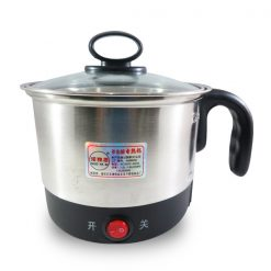 1.5L Multipurpose Electric Cooking Pot - Gray