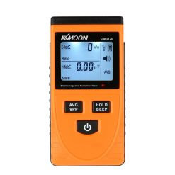 Electromagnetic Radiation Tester - Yellow