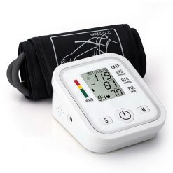 Electronic Blood Pressure Monitor - White