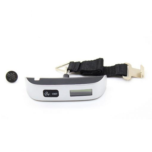 Portable Electronic Luggage Scale Up To 50 Kg