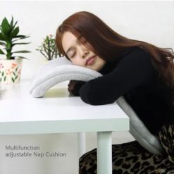 Ergonomic Travel Pillow Neck Rest Nap Cushion