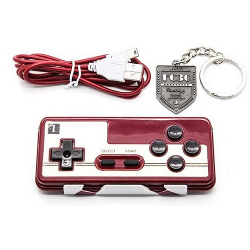 Family Computer Bluetooth Game Controller for iOS and Android Tablet and Smartphone