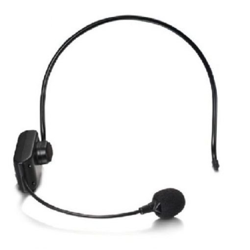 FM Wireless Lapel Headset Microphone