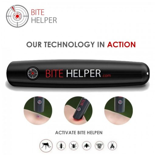 Bite Helper Thermo Pulse Itch Reliever