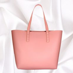 Classical Authentic Shoulder Bag - Pink
