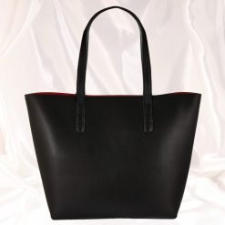Classical Authentic Shoulder Bag - Black
