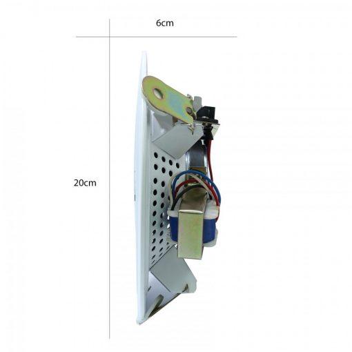 Feile 5W Ceiling Speaker - White