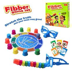 Fibber Game Set - Green