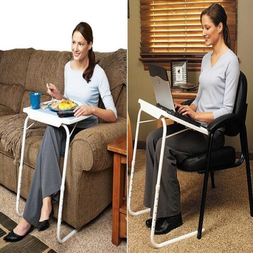 Multipurpose Folding Laptop Table