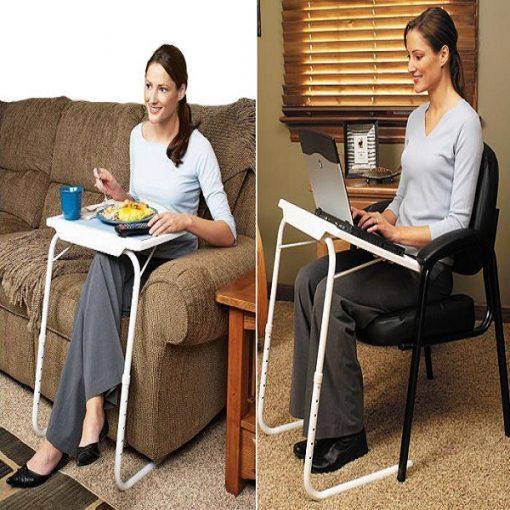 Multipurpose Folding Laptop Table
