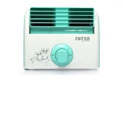 Foten Mini Air Cooler Fan - Green