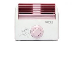 Foten Mini Air Cooler Fan - Pink
