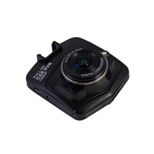 Full HD 1080P Vehicle Black Box DVR - Black