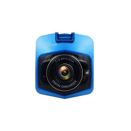 Full HD 1080P Vehicle Black Box DVR - Blue