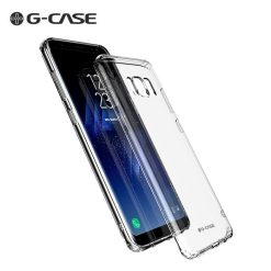 Protective Cover Back Shell for Samsung S8 Plus - Transparent