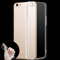 Protective Cover Back Shell for Oppo A57 - Transparent