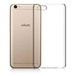 Protective Cover Back Shell for Vivo Y67/V5 - Transparent