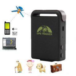 GPS Personal Tracker With Internal Memory Slot