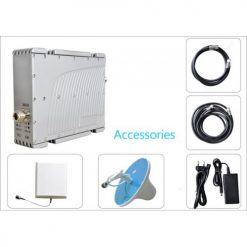 GSM 900 MHz & DCS 1800 MHz Mobile Signal Repeater Amplifier Booster