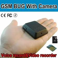 GSM BUG - Vioce / Video Recording and Picture Taking