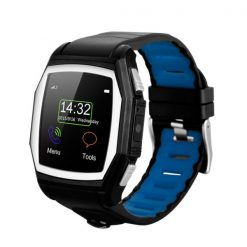 Bluetooth Smart Sports Watch - Blue