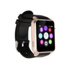 Bluetooth Smart Casual Watch - Gold