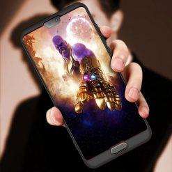 GKK Huawei P20 Pro 360 Full Protection Case - Black