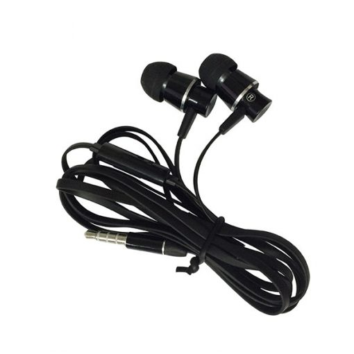 Kucipa H16 Headset with Microphone -  Black