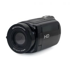 Digital Video Camera 16MP - Black