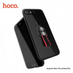 Hoco Cool Brief Case for iPhone 7 Plus / iPhone 8 plus - Black