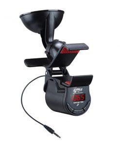 Handsfree Car FM Transmitter with Universal Holder