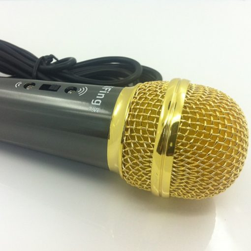 HiFing Microphone For Mobile Phone, iPad, PC and Tablet