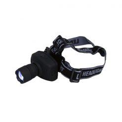 High Power 3 Watts LED Head Lamp - Black