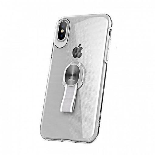 Hoco Cool Brief Case for iPhone X - White