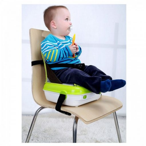 Hollywood Multifunction Carry On Bag And Child Booster Chair - Green