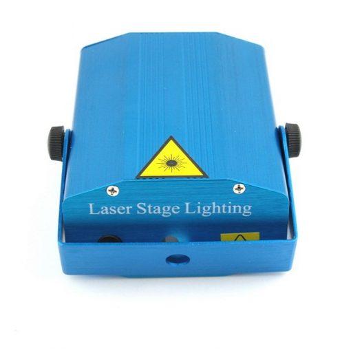Holographic Laser  DJ Lighting Projector