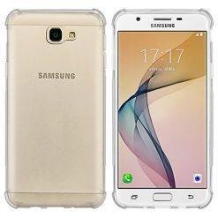 Protective Cover Back Shell for Samsung J7 Prime - Transparent