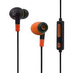 JKR-303A Wireless Bluetooth Sports In-ear Earphone - Orange