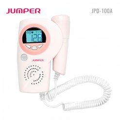 Jumper Professional Handheld Fetal Doppler- White