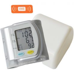 Jumper Wrist Type Blood Pressure Monitor With Voice