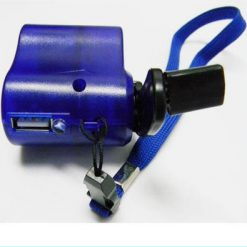 Hand Dynamo With USB Output