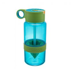 Kid Citrus Zinger Water Infusing Bottle - Blue